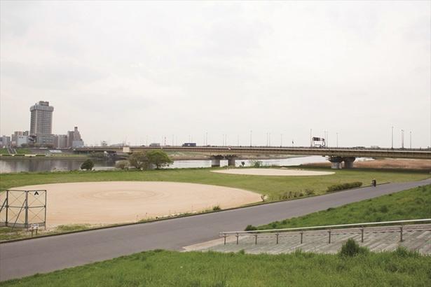 高砂野球場