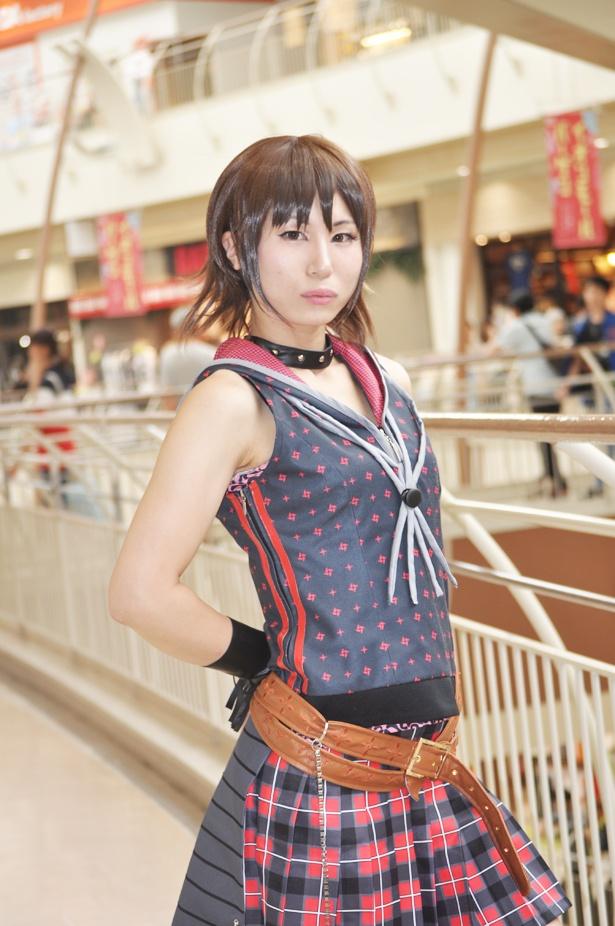 「ファイナルファンタジー15」のイリスに扮した桜空(HARU)さん