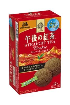 午後の紅茶<ストレートティークッキー>(12枚・税抜200円)