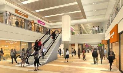 「三井アウトレットパーク 札幌北広島」は地上2階建ての全天候型施設グルメやファッションなど約120店舗が軒を連ねる