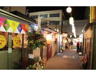 リニューアルした北の屋台には北海道ならではのお店も登場!