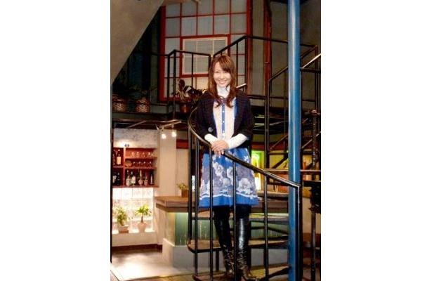 「女優としても革命を起こせるのでは」と意気込む美人店長・森口瑤子