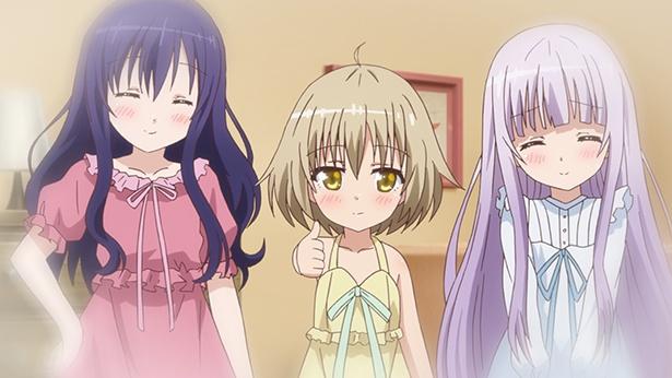 """「天使の3P!」第2話先行カットが到着。""""インパクト""""を演出!?"""
