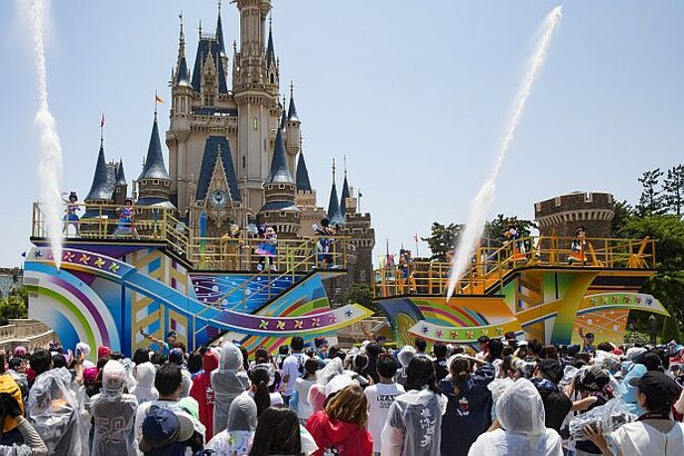 """""""和の夏祭り""""をイメージしたスペシャルイベント「撥水!サマービート」"""