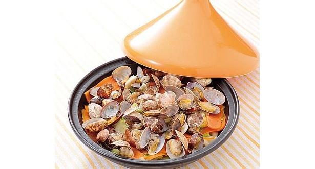 【各レシピの出来上がりはコチラ!】アサリのうま味がいっぱいの「アサリとキャベツのサッパリ蒸し」