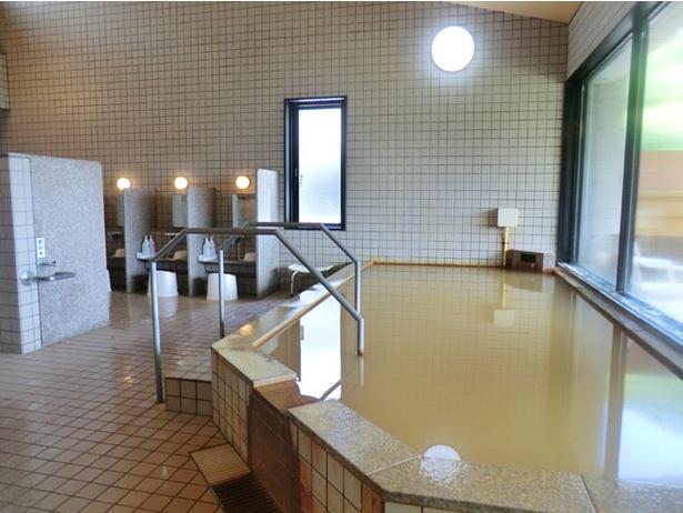 日本海ふるびら温泉しおかぜ/内湯
