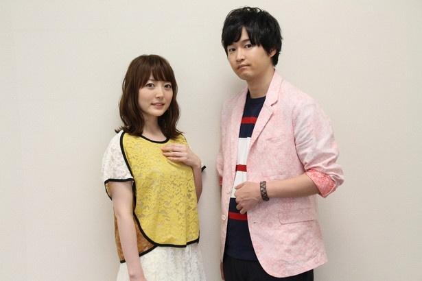 アニメ「恋と嘘」から花澤香菜&逢坂良太にインタビュー!