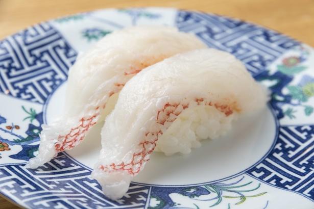 「釣りキンキ」2カン648円は北海道でも一部にしか流通しない高級魚
