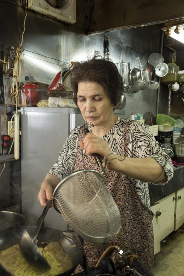 店主の石澤富士美さん