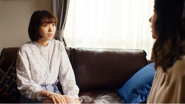 7月17日(月)0:00(日曜深夜)配信のdTV×FODのドラマ「パパ活」の第4話では、飯豊まりえが大ピンチに陥る