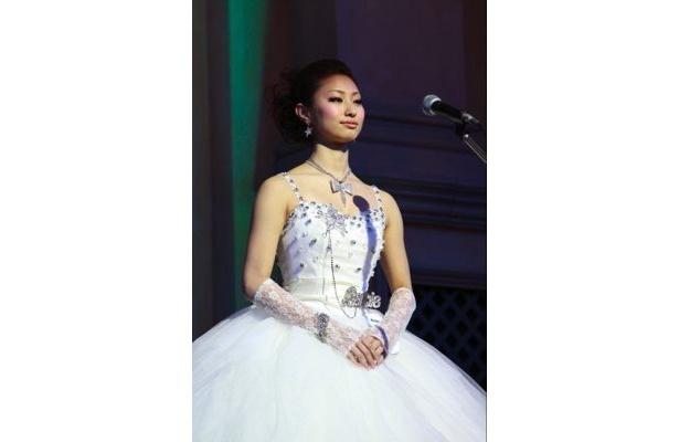 明治学院大学2年家城麻依子さん(20)