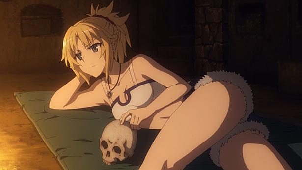 「Fate/Apocrypha」第3話のカットが到着。ホムンクルスの少年、目覚める