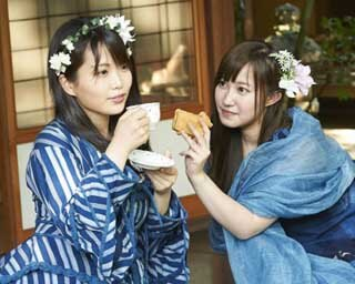 日本で唯一の牛型のお菓子でティータイム!?