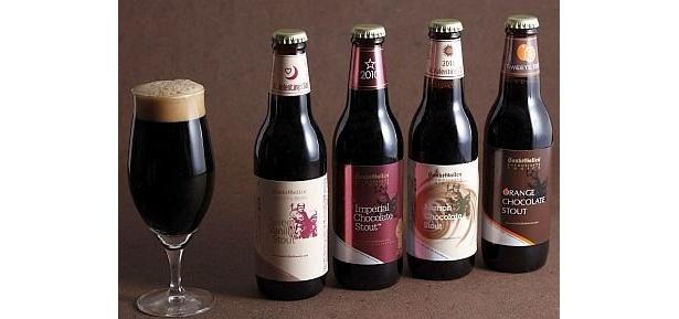 4種類全部を飲み比べできたら、なんて贅沢!