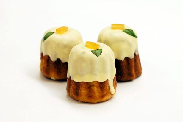 レモンがふわっと香るチョコレートが絶品!「ブリオッシュシトロン」(税抜180円)