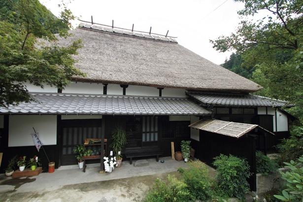 「里楽 Relaxu」は、日本茶アドバイザーとハーブコーディネーターの資格をもつ夫婦が営む