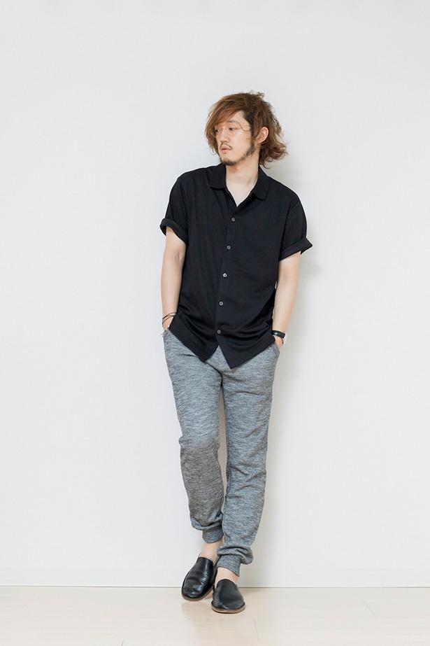 ドライコンフォートフルオープンポロシャツ(半袖)