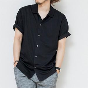 【恒例1万円コーデ講座】黒シャツで洗練された夏のコーデを!
