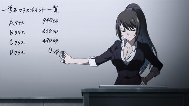 「ようこそ実力至上主義の教室へ」第2話先行カットが到着。Aクラスに昇格なるか!?