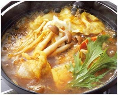 「うまいもん酒場 えこひいき」299円均一で鍋料理が豊富「北海道発!北の大地カレー鍋」