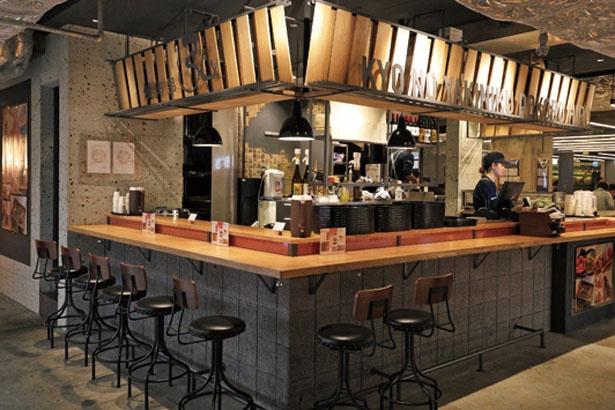 母体は40年以上前に創業した精肉店。極上肉を手に持ってパクり/京の焼肉処 弘 京都タワーサンド店