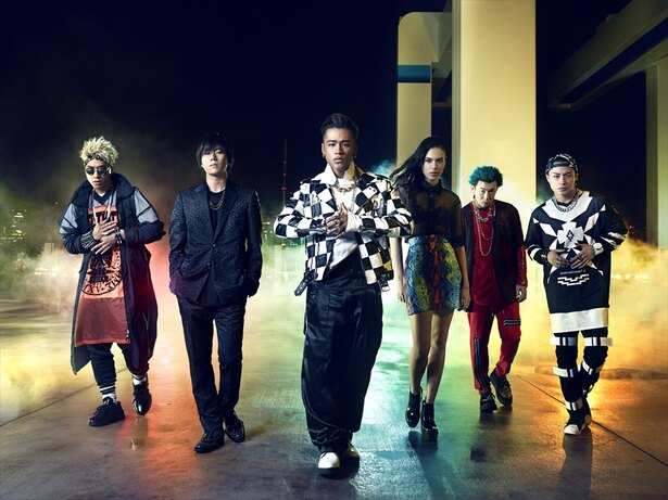 EXILE TRIBEメンバーの他、豪華キャストが出演