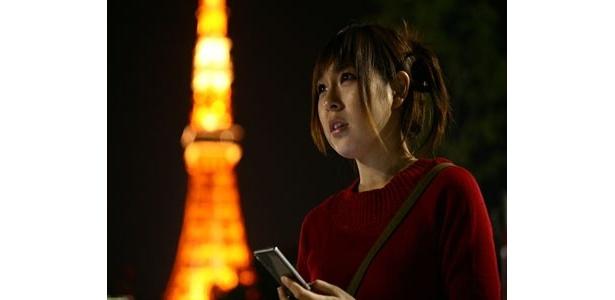 グラビアアイドルの疋田紗也も出演