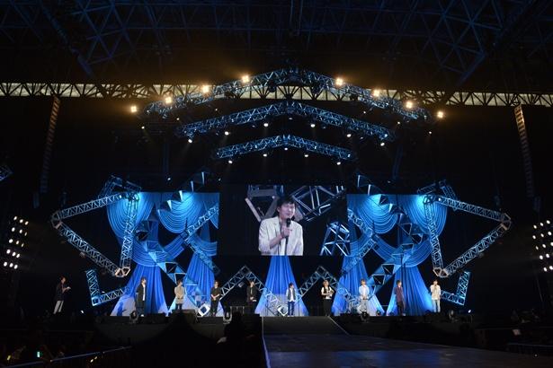 「ふんどし」が乱れ飛ぶ大騒ぎの夏祭り! 「ユーリ!!! on FESTIVAL」イベントレポート