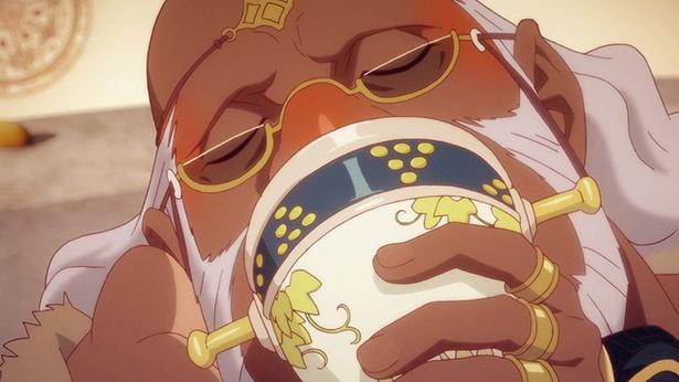 「神撃のバハムート VIRGIN SOUL」第16話先行カットを公開。牢に入っていたカイザルが闘技場に