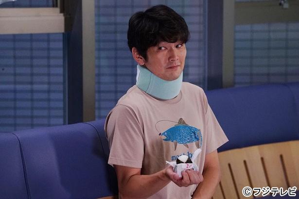 7月31日(月)の第3話に出演が決まった丸山智己