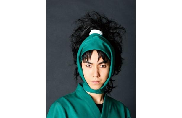 忍術学園六年生で七松小平太役の桑野晃輔