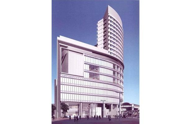 「コレットマーレ」は同施設総面積の4割を占める巨大なショッピングタウン