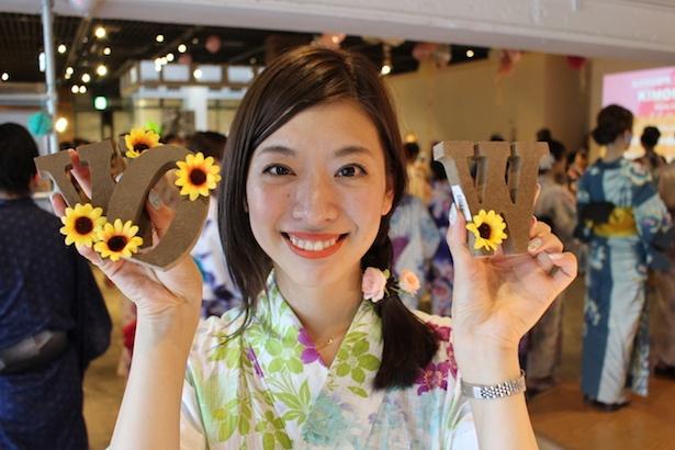 真夏でも涼しげで、ちょっと大人な日本女子を目指しては