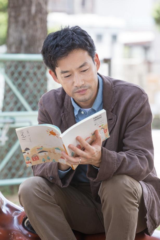 竹野内豊は台本を読んだ時「これからの人生を変えることは誰しもができる!」と感じたと明かす