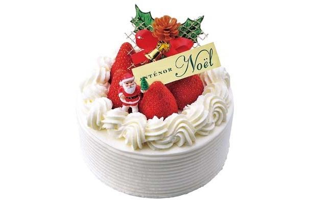 予約なしで買えるのがうれしい!駆け込みクリスマスケーキ