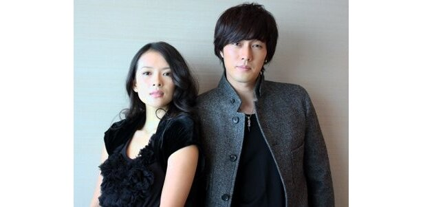 チャン・ツィイーが主演と初プロデュースを務めた『ソフィーの復讐』で、韓国俳優のソ・ジソブと共演