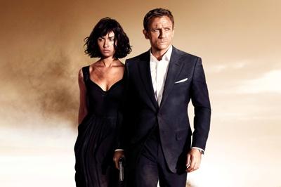 『007/慰めの報酬』<2009年1月よりサロンパス ルーブル丸の内ほか全国ロードショー>