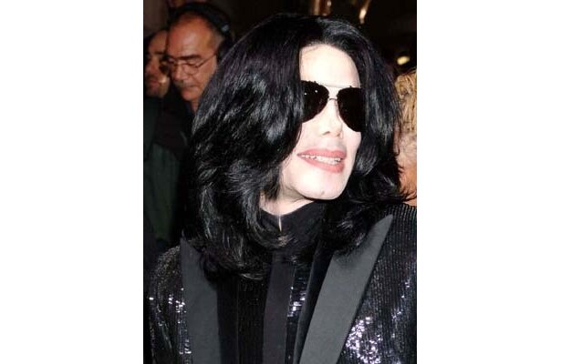 マイケルの人気で復活