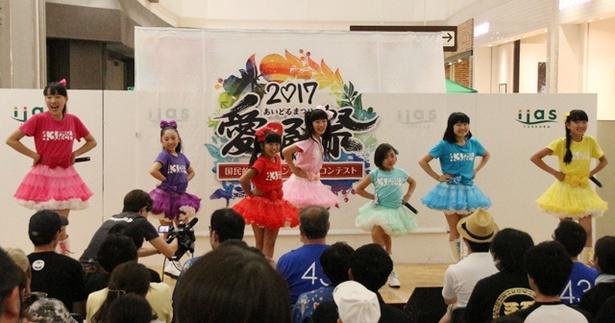 """渡良瀬橋43は""""美人の国""""栃木県足利市を全国、全世界にPRするご当地アイドル。平均年齢は10歳!"""