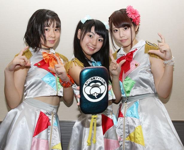 水戸ご当地アイドル(仮)は、8月に行われるロコドルの大会に出場する