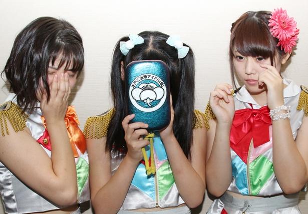 水戸ご当地アイドル(仮)が「愛踊祭2017 関東Bエリア代表決定戦」に出場。惜しくも敗れた3人に、イベントを振り返ってもらった