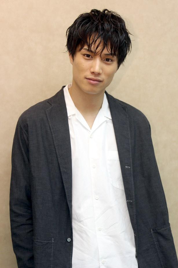 『東京喰種 トーキョーグール』で窪田正孝と共演した鈴木伸之