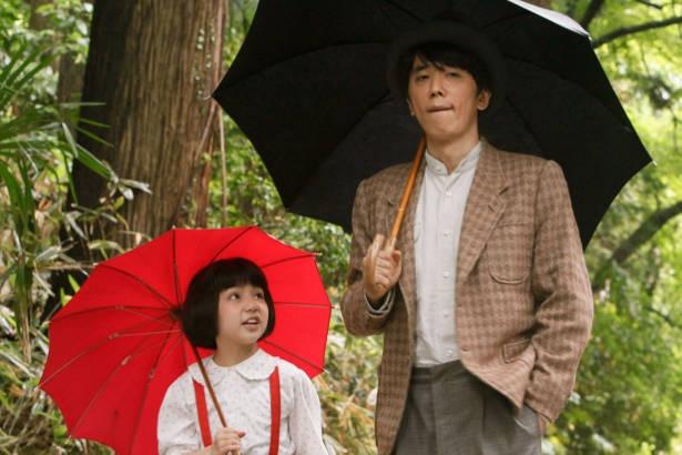 活気溢れる昭和10年の東京を舞台に、悦ちゃんが父の花嫁探しに奮闘する