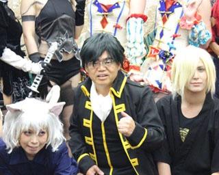 愛知県の大村知事は今年も世界コスプレサミットでコスプレを披露した