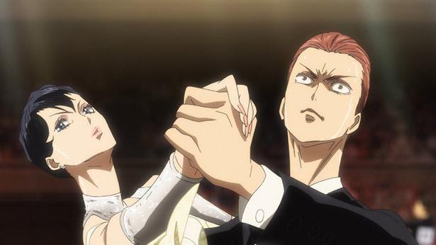 「ボールルームへようこそ」第4話先行カットが到着。兵藤の心を動かした多々良のダンス