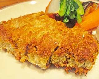 文化洋食のカニコロ(1296円)