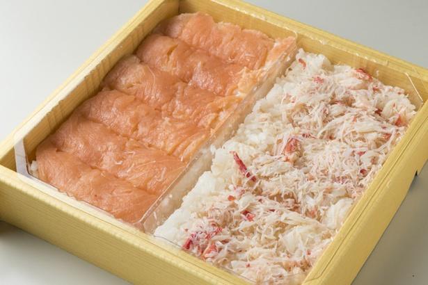 空弁道場 装苑 SOEN/ボリューム満点の「石狩鮨」はシェアもおすすめ