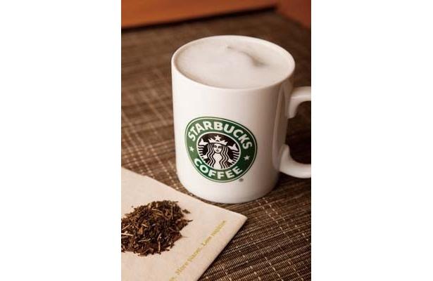 ほっとひと息。スタバのほうじ茶ティーラテ