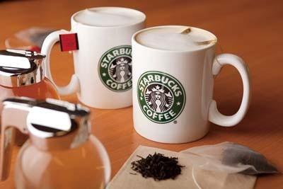 スタバでは、紅茶メニューが増加中!