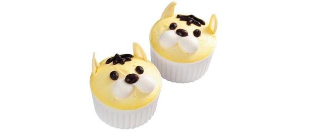とにかくかわいい!トラのカップケーキ